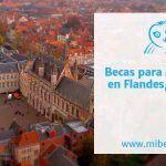 Becas Master Mind para realizar un Máster en Bélgica