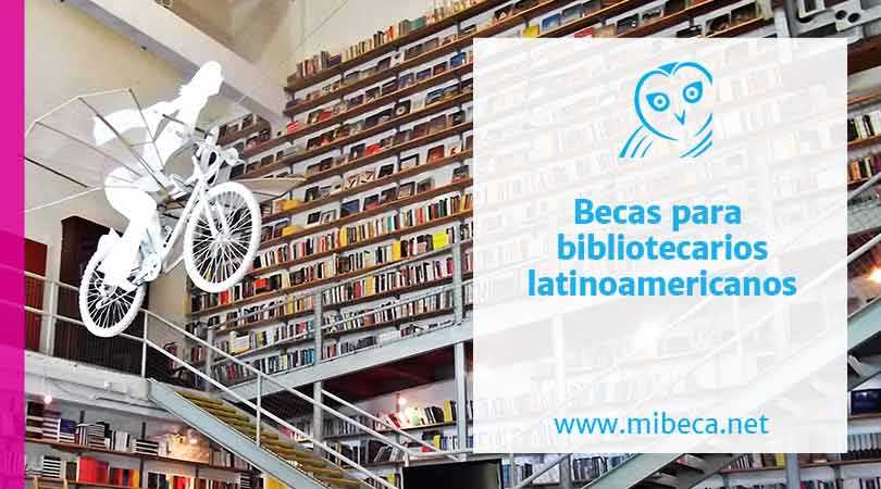 Becas para bibliotecarios