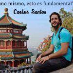 Cómo ganar una beca para estudiar en Londres, con Carlos Santos