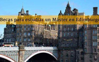 Becas para estudiar en la Universidad de Edinburgh