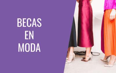 Becas en moda para latinoamericanos [en el 2021]