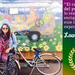 Cómo ganar una beca para estudiar en Madrid, con Laura Rojas
