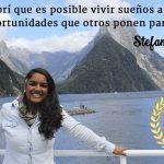 Gané una beca para estudiar inglés gracias a mi blog, con Stefanía Ramírez
