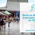 Becas en diferentes áreas para estudiar en China