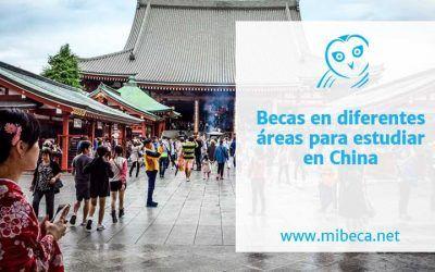 Becas para estudiar en China en el 2021