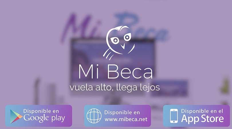 Mi Beca, una App para encontrar becas