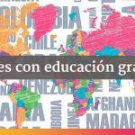 7 Países donde la enseñanza es gratuita