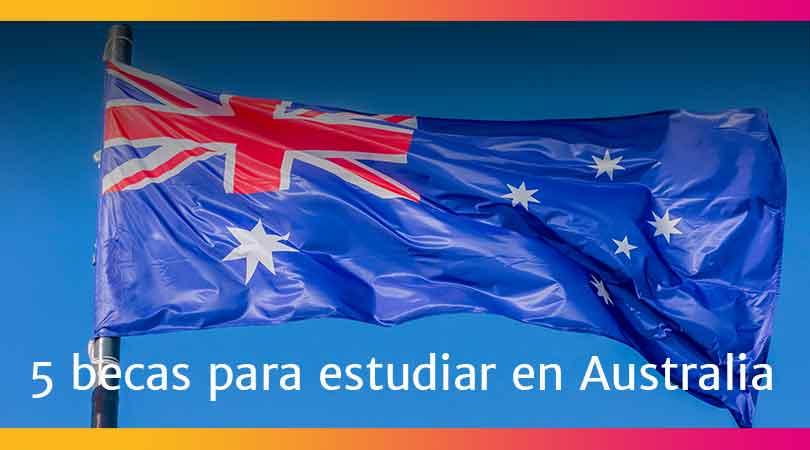 5 becas en Australia