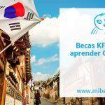 Becas KF para aprender Coreano