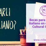 Estudia italiano con las becas del Centro Cultural Conero