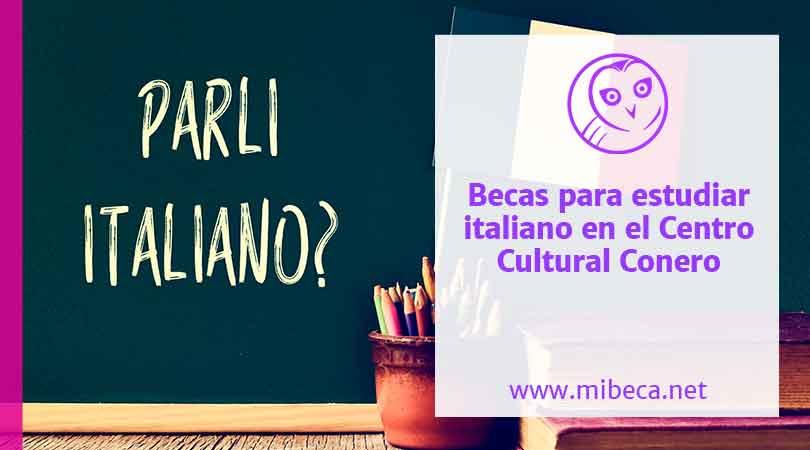 Beca Italiano Centro Conero