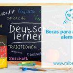 Becas para mexicanos: ¡Goethe Institut te ofrece la oportunidad de estudiar alemán!