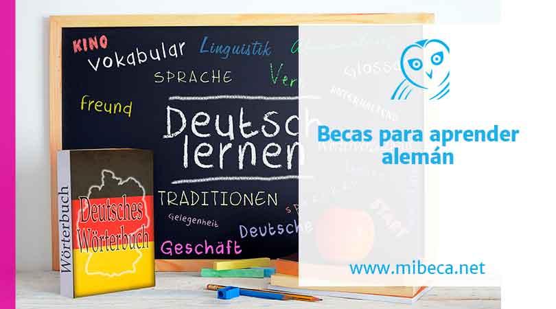 Becas de idiomas para mexicanos: ¡Goethe Institut te ofrece la oportunidad de estudiar alemán!