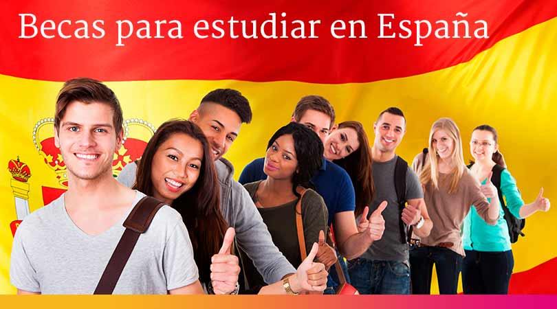 Las 9 mejores becas para estudiar en España