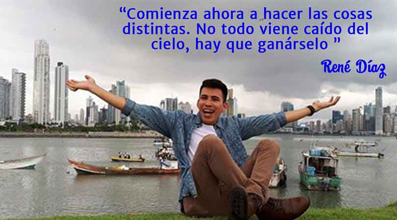 Beca de la OEA_René Díaz