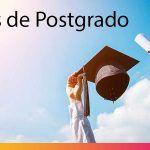 ¿Cuáles son los tipos de postgrado?
