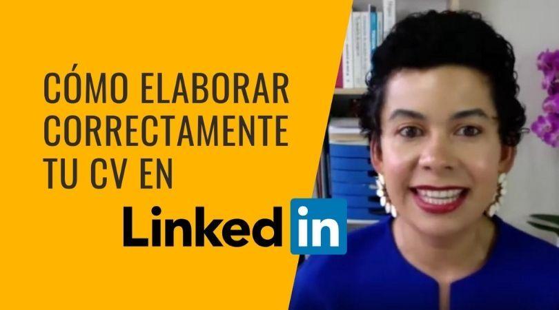 Cómo crear tu perfil en LinkedIn paso a paso para conseguir una beca
